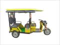 Rechargeable Battery Rickshaw