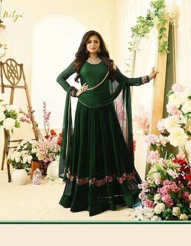 8ddacdd974 Heavy Embroidered Suits Manufacturer,Exporter,Wholesaler in Surat ...