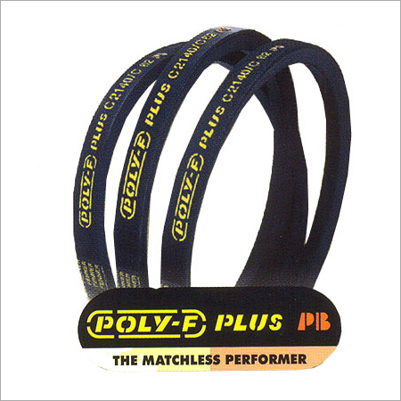 Poly F Plus PB V - Belts