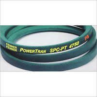 Green Fenner Belts