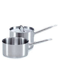 Saucepan with Lid, S/S
