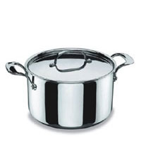 Sauce Pot with Lid,3-ply