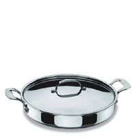 Casserole Pot with Lid,3-ply