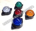 SIDE INDICATOR  ROUND DX 9LED