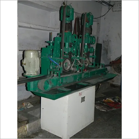 Square Pipe Polish Machine With Cooling