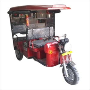Electric Tricycle Rickshaw