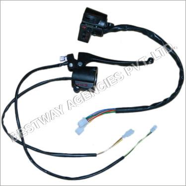 Electric Rickshaw Horn Switch