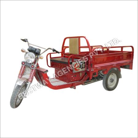 Battery Operated Loader Rickshaw