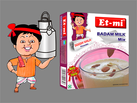 Badam Milk Powder