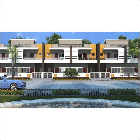 B Type Duplex House