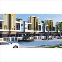 D Type Duplex House