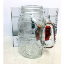 Yorkshire Clear Large Mug 38oz