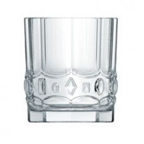 Allure Old Fashioned Glass 300ML