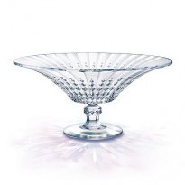 Lady Diamond Footed Bowl 36cm