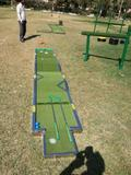 Mini-Golf Putting Sets/Course