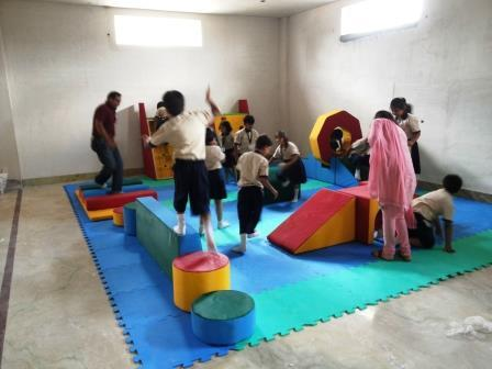 Soft Play Gymnasium