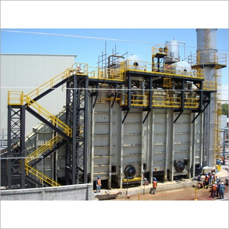 HRSG- Chemical Cleaning Work