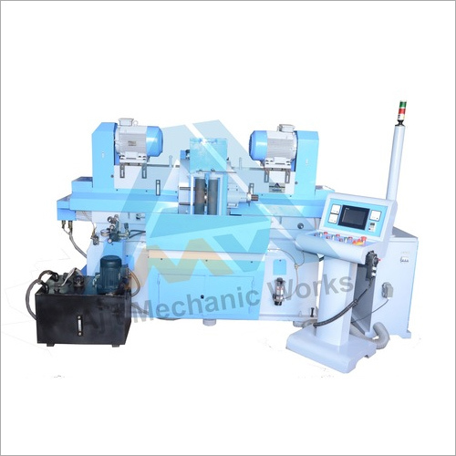 Duplex Surface Grinder Machine Horizontal Servo