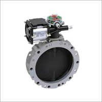 Butterfly Valve Actotar and Micro Switch