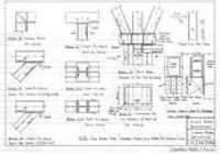 Structural steel design work