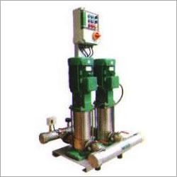 Vertical Booster Pump