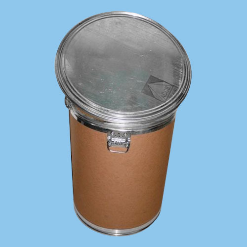 Fibre Drums Both Side Handle with Metal Lids