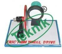 Friction Wheel Drive