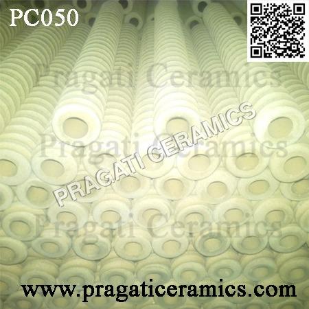 Ceramic Threaded Tubes