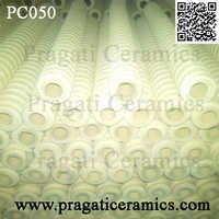 Ceramic Threaded Tubes