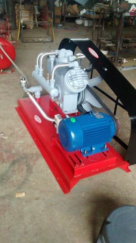Base Mountain Air Compressors