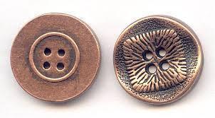 Copper Button