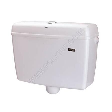 Center Push Flushing Cistern