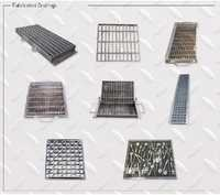 Industrial Fabricated Gratings