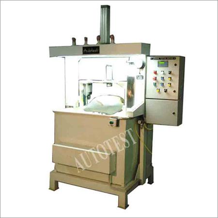 Leakage Testing Machine for Motorcycle fuel tank (Supplied for Bajaj Fuel Tanks)