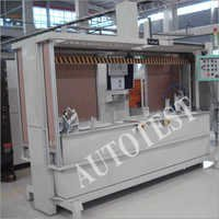Dry Cum Wet P.C. Leak Testing Machine