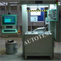 Dry Cum Wet P.C. Based Leak Testing Machine