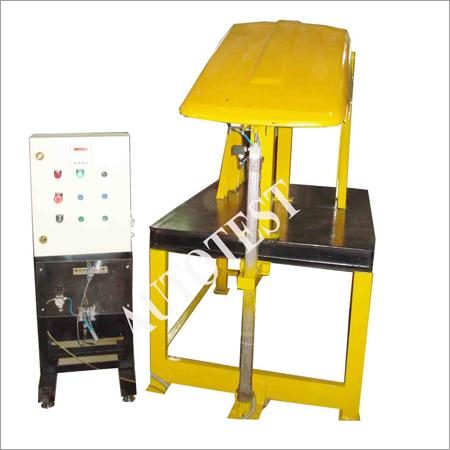 Jcb Bonnet Endurance Testing Machine