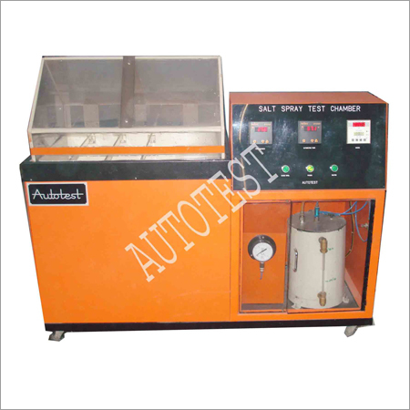 Salt Spray Test Chamber