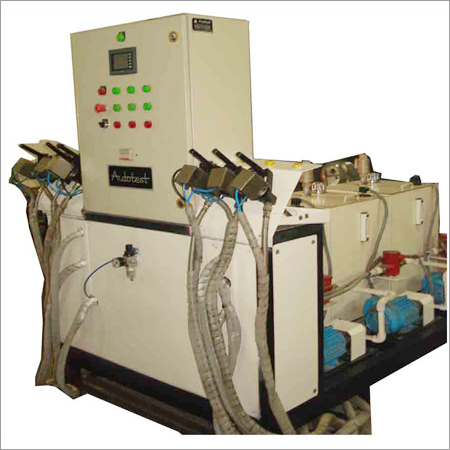 Oil Dispensing Machine