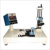 Mirror Bending Testing Machine