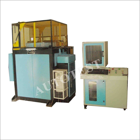Cornering Fatigue Testing Machine