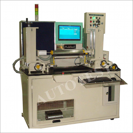 P.C. Based Universal Leak Testing Machine