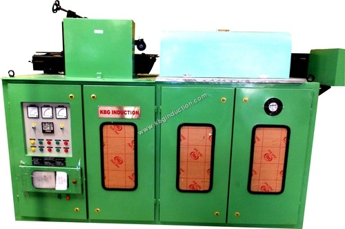 150 KW Billet Heater with Chain Conveyor
