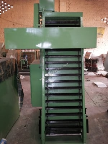 Semi Automatic Conveyorized Billet Feeder