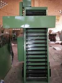 Semi Automatic Conveyorized Billet Feeder