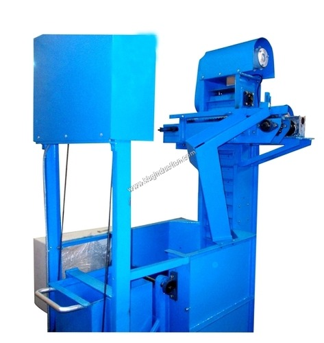 Semi Automatic Billet Feeder