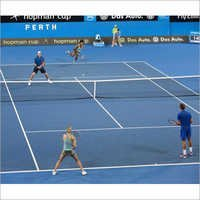 Indoor Tennis Court Sports Flooring
