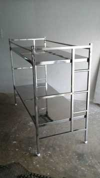 Stainless Steel Double Dakker Cot