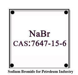 Sodium bromide for petroleum industry