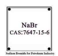 Sodium bromide for petroleum industry
